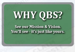 Why QBS?